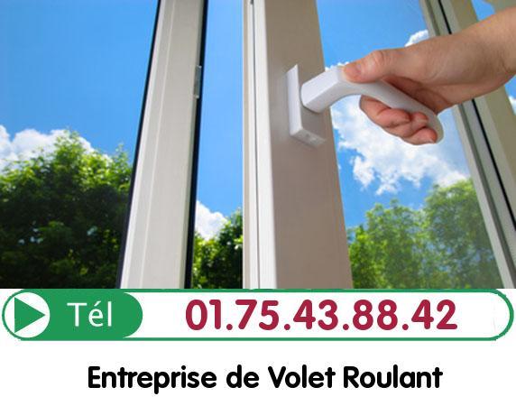 Réparation Rideau Metallique Rocquemont 60800