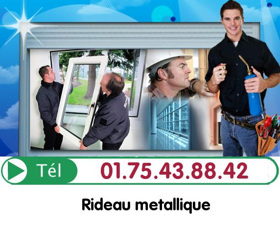 Réparation Rideau Metallique Sainte Aulde 77260
