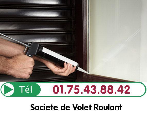 Réparation Rideau Metallique Sancy 77580