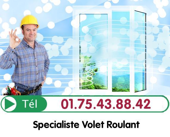 Réparation Rideau Metallique Villaines sous Bois 95570