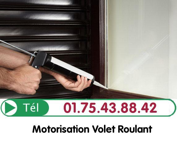 Réparation Rideau Metallique Villeneuve sous Dammartin 77230