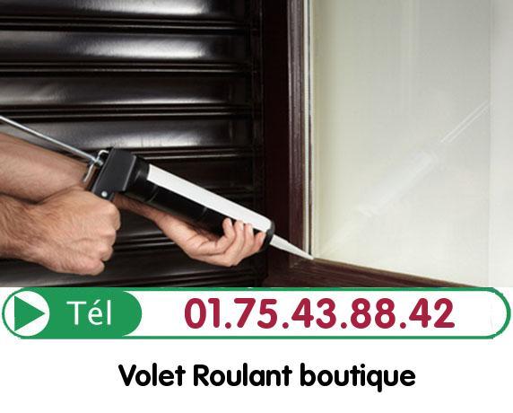 Réparation Rideau Metallique Villiers sur Seine 77114